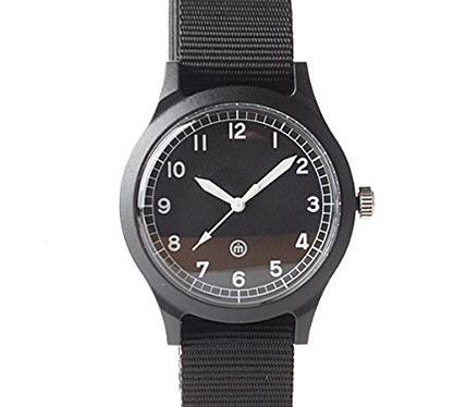 布ベルト腕時計ワンカラー2