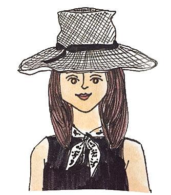 ベース型帽子2