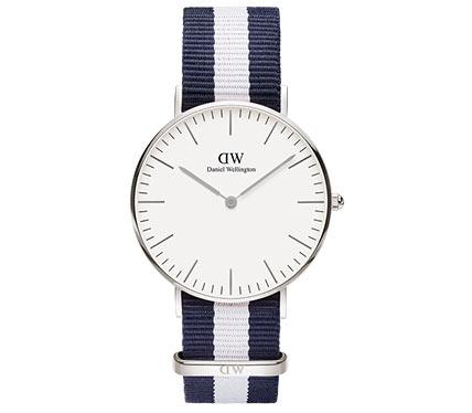 布ベルト腕時計マルチカラー3