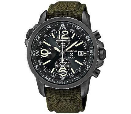 布ベルト腕時計ワンカラー4