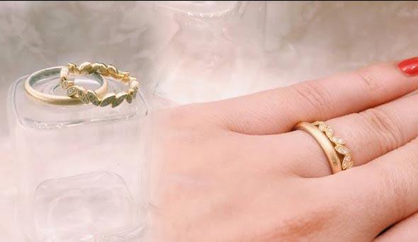 hum婚約指輪1