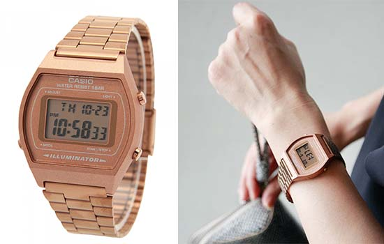 カシオ腕時計2
