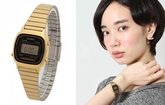 カシオ腕時計1