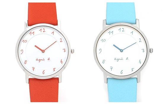 アニエスベー腕時計2