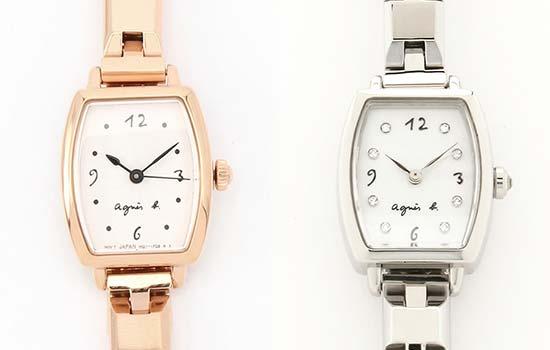 アニエスベー腕時計3