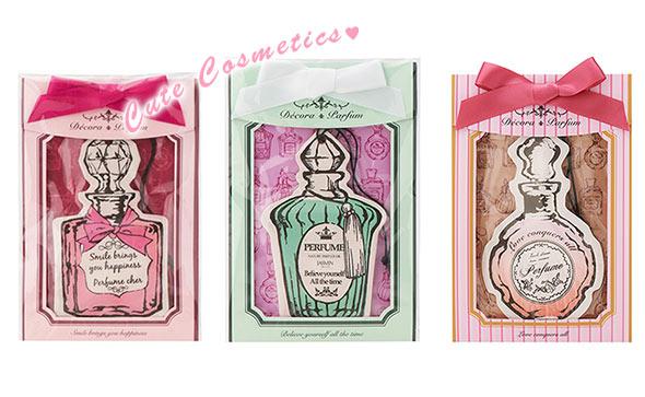 『Decora-Parfum』フレグランスカード