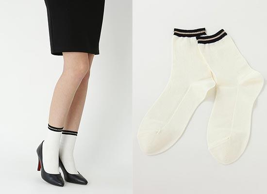 チュチュアンナ靴下3