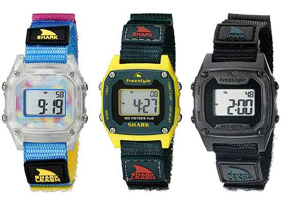 フリースタイル腕時計2