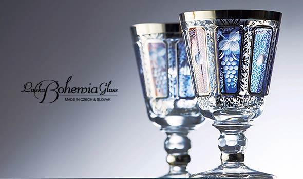 ボヘミア-ガラス