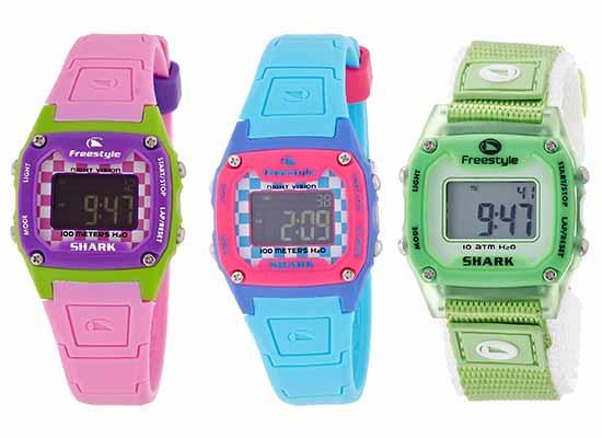 フリースタイル腕時計1