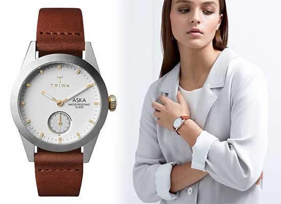 トリワ腕時計1