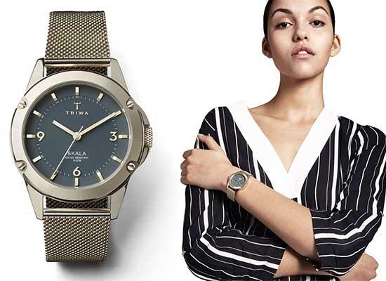 トリワ腕時計3