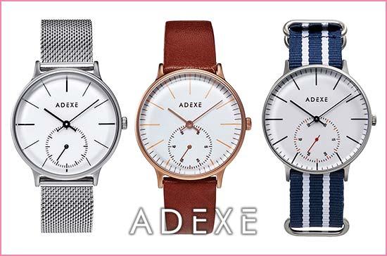 be69a31bf7 インスタグラムやフェイスブックなどSNSで話題沸騰中! シンプルカジュアルな腕時計 が1万円以下で買えるとして、ここ最近人気上昇中のヨーロッパウォッチブランド。