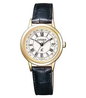 シチズンクロスシー時計1