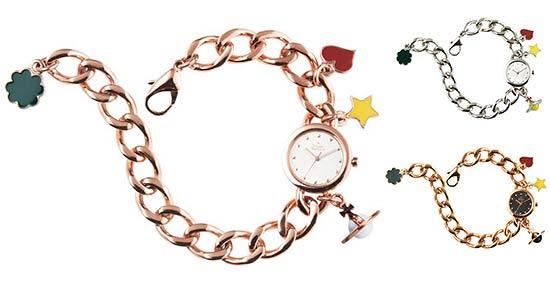 ヴィヴィアン時計1