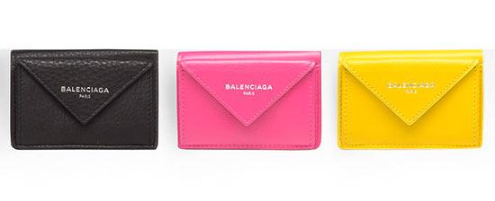 バレンシアガミニ財布1