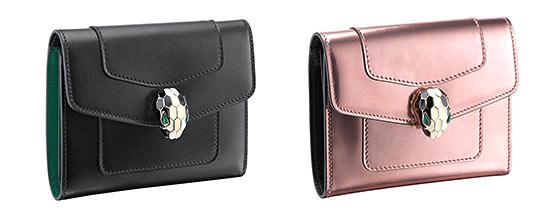 ブルガリミニ財布3
