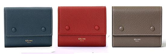 セリーヌミニ財布1