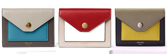 セリーヌミニ財布2