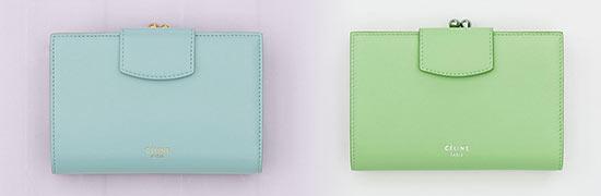 セリーヌミニ財布3