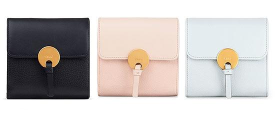 クロエミニ財布2