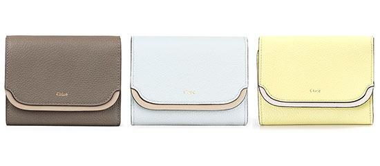 クロエミニ財布3