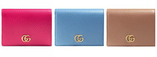 グッチミニ財布1