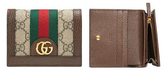グッチミニ財布3