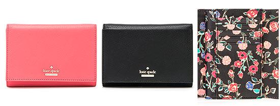 ケイトスペードミニ財布