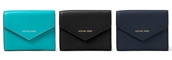 マイケルコースミニ財布1
