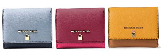 マイケルコースミニ財布3
