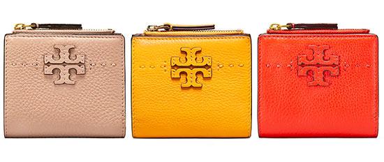 トリーバーチミニ財布