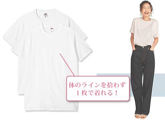 フルーツ オブ ザ ルームTシャツ