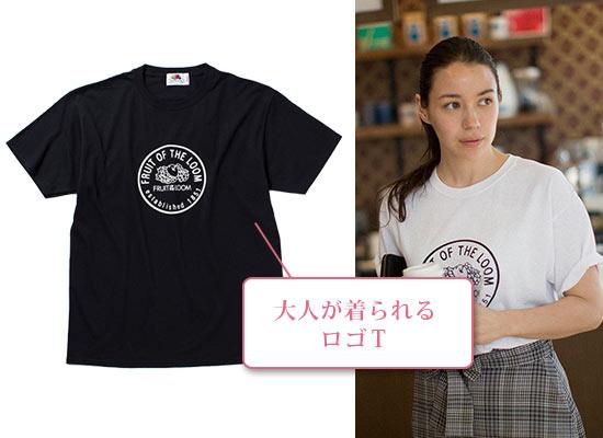 フルーツ オブ ザ ルームTシャツ2