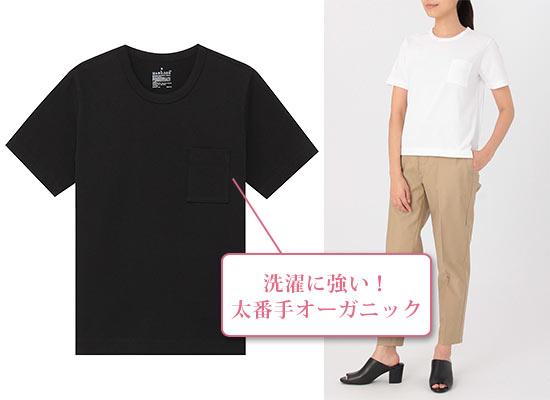 無印Tシャツ1