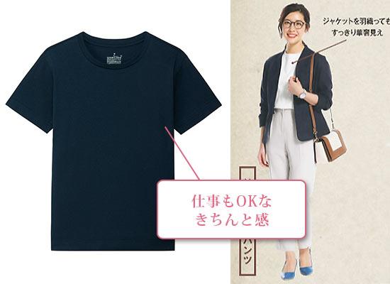 無印Tシャツ2