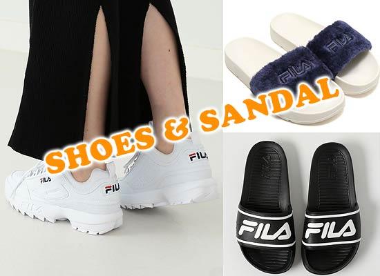 FILA 人気靴