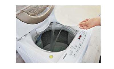 ニットの洗い方5