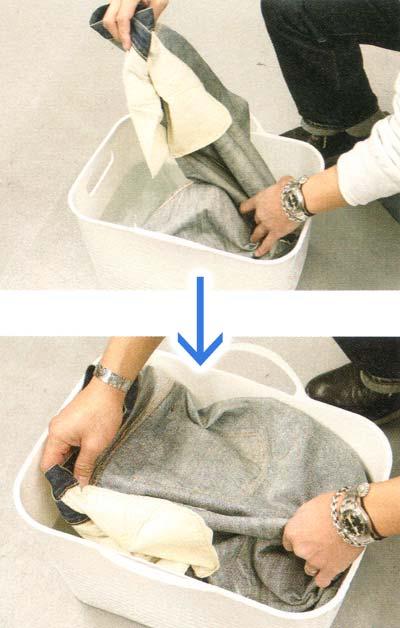 デニム洗濯4