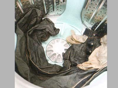 デニム洗濯6