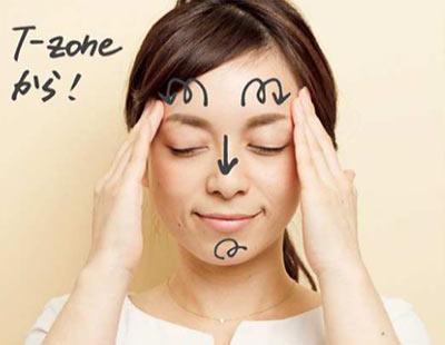 40代 洗顔の仕方2