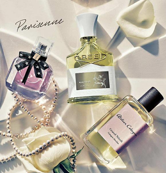 パリ 香水