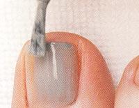 ペディキュア 塗り方5
