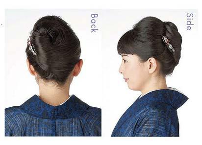 大人 ゆかたヘアスタイル【髪型】