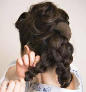 ゆかたヘアスタイル ロング セット6