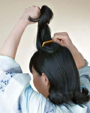 逆毛をうまく立てる方法