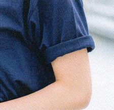 二の腕カバー Tシャツ