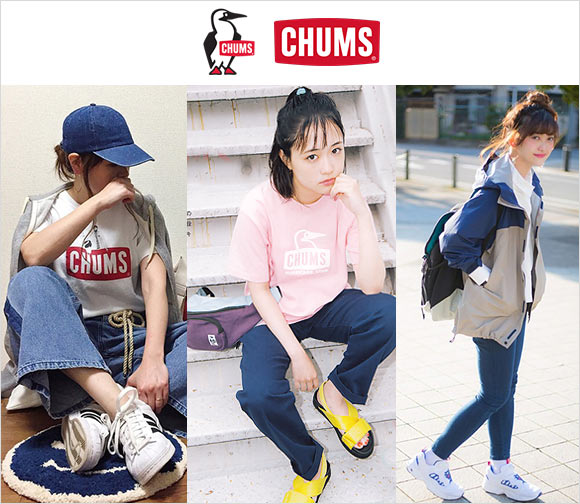 ■チャムス