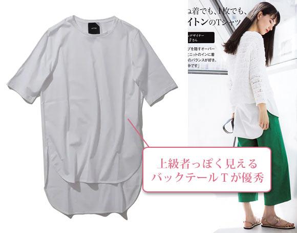 エイトン Tシャツ