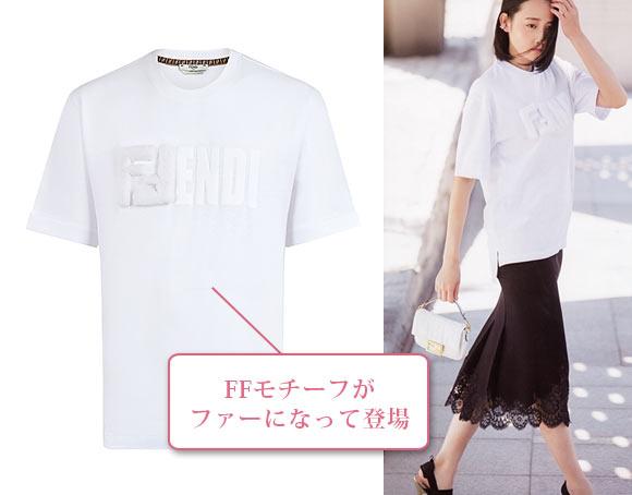 フェンディ Tシャツ2